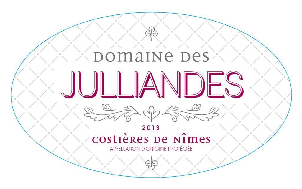0000ET Dme de Julliandes Cost de Nimes rosé