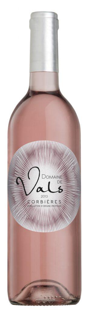 Domaine de Vals Corb rose