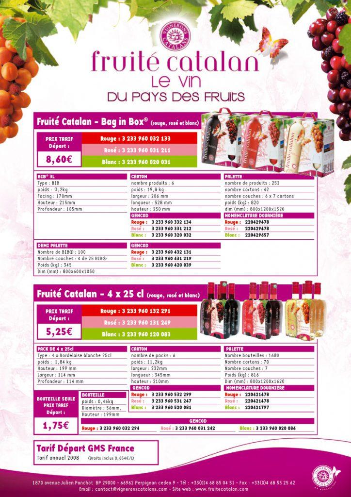 Fruité-tarif-france-08-2