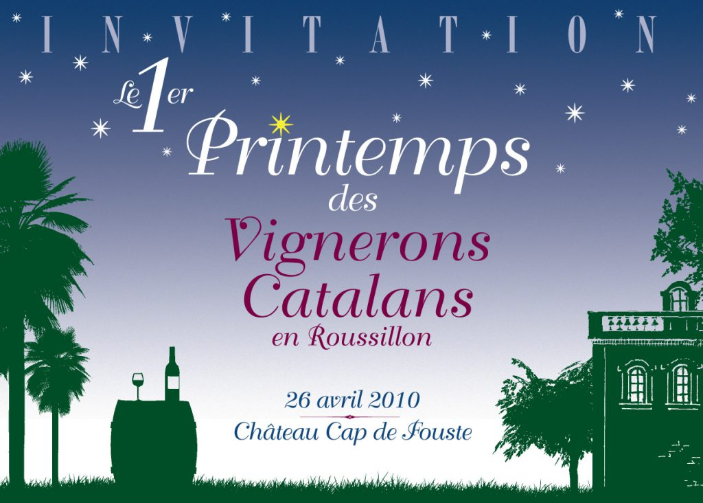 Invite Printemps VICARO recto2V