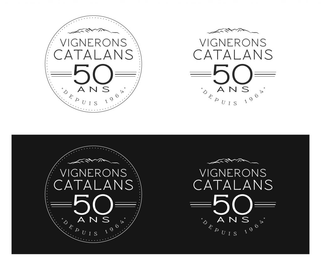 Logo 50 ans VICA 3